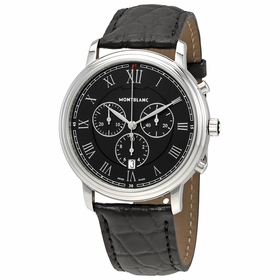 Montblanc 117047 Tradition Mens Chronograph Quartz Watch