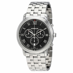Montblanc 117048 Tradition Mens Chronograph Quartz Watch