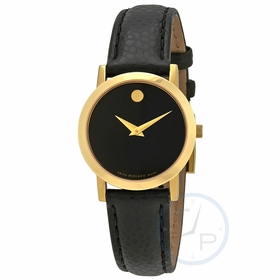 Movado 0606088 Museum Ladies Quartz Watch