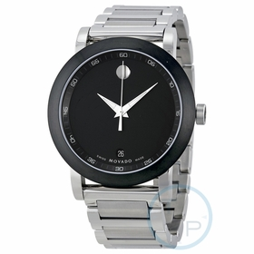 Movado 0606604 Museum Mens Quartz Watch