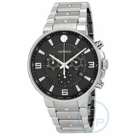 Movado 0606759 SE Pilot Mens Chronograph Quartz Watch