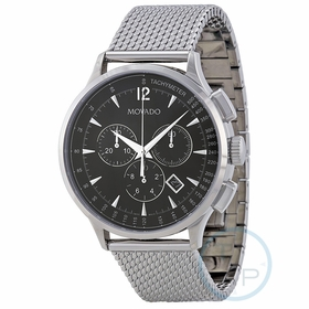 Movado 0606803 Circa Mens Chronograph Quartz Watch