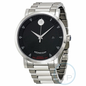 Movado 0606844 Red Label Mens Automatic Watch