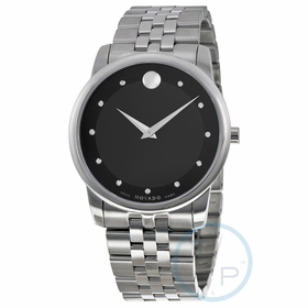 Movado 0606878 Museum Classic Mens Quartz Watch