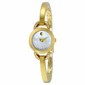Movado 0606889 Rondiro Ladies Quartz Watch