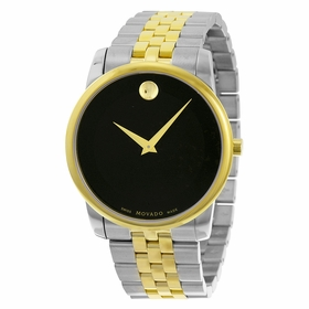 Movado 0606899 Museum Mens Quartz Watch