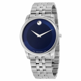 Movado 0606982 Museum Mens Quartz Watch