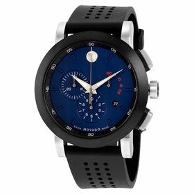 Movado 0607002 Museum Mens Chronograph Quartz Watch
