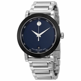 Movado 0607004 Museum Mens Quartz Watch