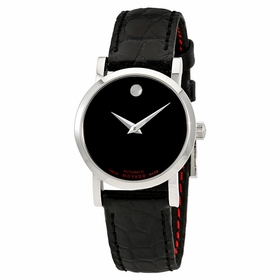 Movado 0607009 Red Label Ladies Automatic Watch