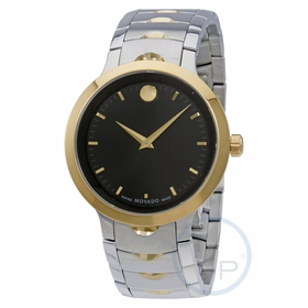 Movado 0607043 Luno Mens Quartz Watch