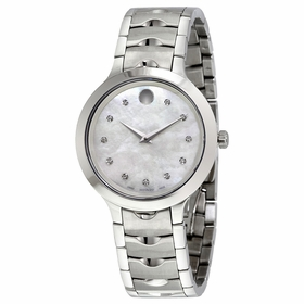 Movado 0607055 Luno Ladies Quartz Watch