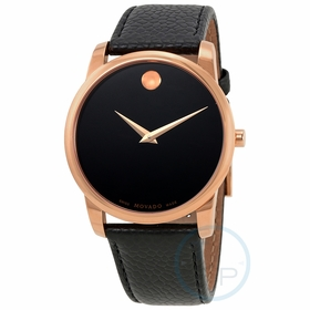 Movado 0607060 Museum Mens Quartz Watch