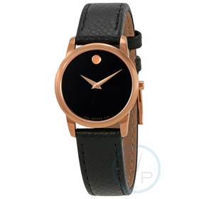 Movado 0607061 Museum Ladies Quartz Watch