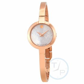 Movado 0607082 Bela Ladies Quartz Watch