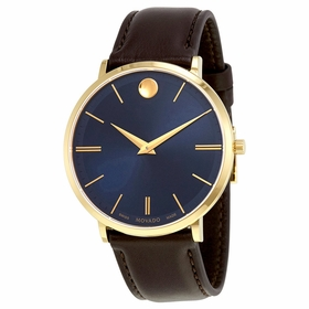 Movado 0607088 Ultra Slim Mens Quartz Watch