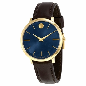 Movado 0607092 Ultra Slim Ladies Quartz Watch