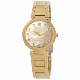 Movado 0607105 Modern Classic Ladies Quartz Watch
