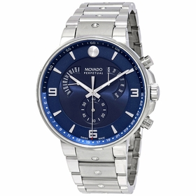 Movado 0607129 SE Pilot Mens Quartz Watch