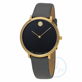 Movado 0607140 Museum Ladies Quartz Watch