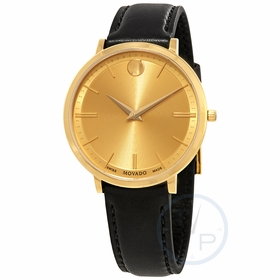 Movado 0607157 Ultra Slim Ladies Quartz Watch