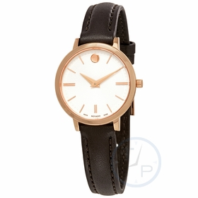 Movado 0607158 Ultra Slim Ladies Quartz Watch