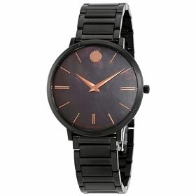 Movado 0607211 Ultra Slim Ladies Quartz Watch