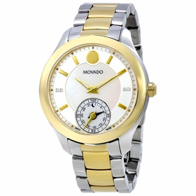 Movado 0660005 Bellina Motion Ladies Quartz Watch