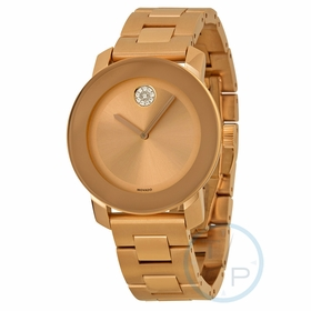Movado 3600086 Bold Ladies Quartz Watch