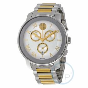 Movado 3600280 Bold Mens Chronograph Quartz Watch
