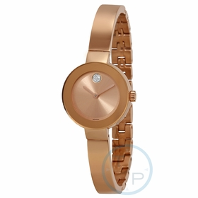Movado 3600286 Bold Ladies Quartz Watch