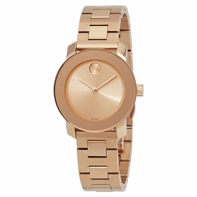 Movado 3600435 Bold Ladies Quartz Watch