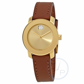 Movado 3600437 Bold Ladies Quartz Watch
