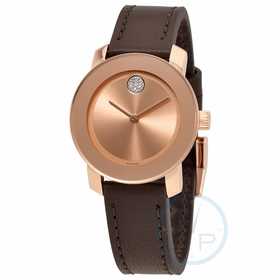 Movado 3600438 Bold Ladies Quartz Watch