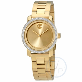 Movado 3600440 Bold Ladies Quartz Watch