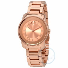 Movado 3600441 Bold Ladies Quartz Watch