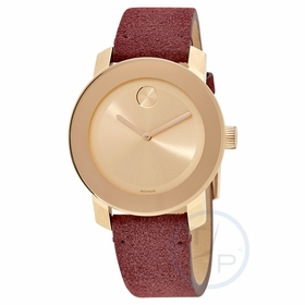 Movado 3600447 Bold Ladies Quartz Watch