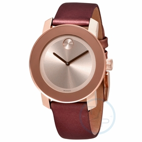 Movado 3600457 Bold Ladies Quartz Watch