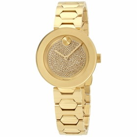 Movado 3600492 Bold Ladies Quartz Watch