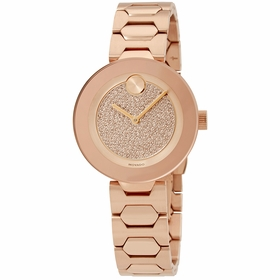 Movado 3600493 Bold Ladies Quartz Watch