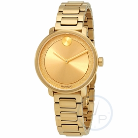 Movado 3600502 Bold Ladies Quartz Watch