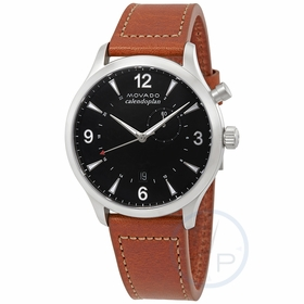 Movado 3650016 Heritage Mens Quartz Watch