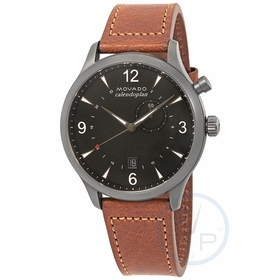 Movado 3650018 Heritage Mens Quartz Watch