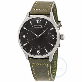 Movado 3650019 Heritage Mens Quartz Watch