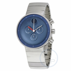 Movado 3680010 Edge Mens Chronograph Quartz Watch