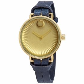 Movado 3680036 Edge Ladies Quartz Watch