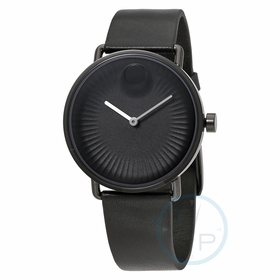 Movado 3680039 Edge Mens Quartz Watch