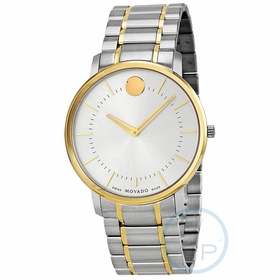 Movado 0606689 MOVTC Mens Quartz Watch
