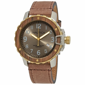 Nautica NAD15515G NMS 01 Mens Quartz Watch