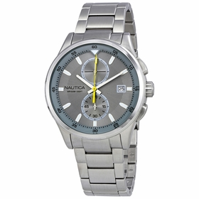 Nautica NAD19553G NCT 19 Mens Chronograph Quartz Watch